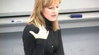 Genetic Engineering And Society, Lecture 13a, Honors Collegium 70A, UCLA