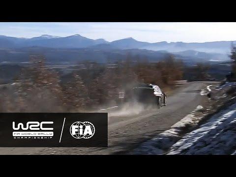 WRC- Rally Montecarlo/ Resumen especiales 11, 12 y 13