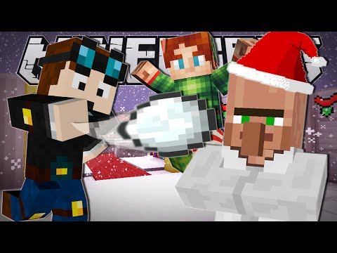 DR TRAYAURUS' CHRISTMAS COUNTDOWN | Minecraft [Day Four - 2014]
