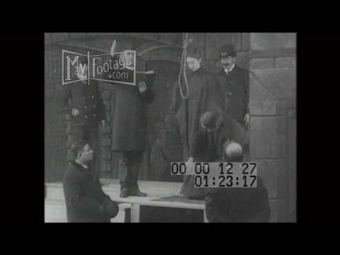 1905 Execution by Hanging (видео)