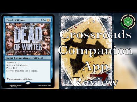 Dead of Winter Crossroads Companion App Review