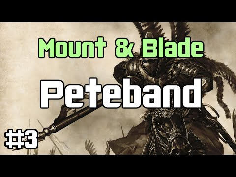 Mount & Blade: Warband - Taken Prisoner (Ep 3)