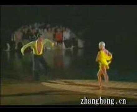 Latin - Cha Cha Cha (видео)
