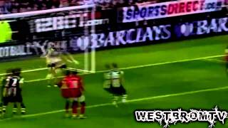 Somen Tchoyi trifft gegen Newcastle