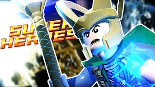 Welcome to part 6 of our Lego Marvel Super Heroes Gameplay! In this video of our Lego Marvel Super Heroes gameplay, we head to the land of Asgard, chasing after Loki! We finally get to play as Thor and chase down Loki to try and get back the stolen artifact that can power Dr.Doom's machine giving him a TON of power!--Welcome to Lego Marvel Super Heroes Gameplay & Playthrough! Lego Marvel Super Heroes is the next gameplay that I want to bring to my channel! Following my Lego City Undercover Gameplay, I want to bring more Lego Gameplay to the channel!I also need to beat Lego Marvel Super Heroes because Lego Marvel Super Heroes 2 is coming out! After watching Lego Marvel Super Heroes 2's trailer, I got super hyped and had to get through the gameplay of the first one before Lego Marvel Super Heroes 2 came out!!--💙️ JOIN THE DISCORD!💙️https://discord.gg/ap4xvwT💙️Become a Patreon!💙️https://www.patreon.com/BeautifulOB💙️BUY T-SHIRTS & MORE!💙️teespring.com/BeautifulOB--Lego Marvel Super Heroes Gameplay Playlist:Buy Lego Marvel Super Heroes on Steam:http://store.steampowered.com/app/249130/LEGO_Marvel_Super_Heroes/--Lego Marvel Super Heroes Gameplay Steam Description:LEGO® Marvel™ Super Heroes features an original story crossing the entire Marvel Universe in our Lego Marvel Super Heroes Gameplay & Playthrough. Players take control of Iron Man, Spider-Man, the Hulk, Captain America, Wolverine and many more Marvel characters as they unite to stop Loki and a host of other Marvel villains from assembling a super-weapon capable of destroying the world. Players will chase down Cosmic Bricks as they travel across,  in our Lego Marvel Super Heroes Gameplay & Playthrough,  LEGO Manhattan and visit key locations from the Marvel Universe, such as Stark Tower, Asteroid M, a Hydra base and the X-Mansion in our Lego Marvel Super Heroes Gameplay & Playthrough.Smash, swing and fly in the first LEGO videogame featuring more than 100 of your favorite Super Heroes and Super Villains from the Ma