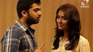 hard to act with Simbu – Manjima Mohan Kollywood News 28/11/2015 Tamil Cinema Online