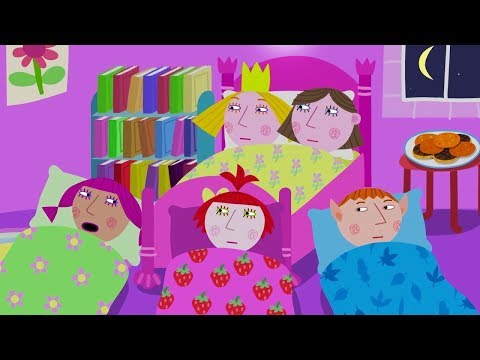 Ben And Holly's Little Kingdom | Ben's Birthday Card Compilation | Hd Cartoons For Kids