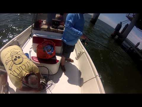 2013 Inland Fishing – Gulf of Mexico – Fort Morgan, Alabama