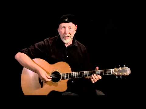 "Preview of Richard Thompson's guitar lesson, ""Folk Rock Guitar"", for advanced guitarists"