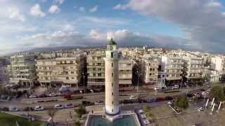 Alexandroupolis Greece  city pictures gallery : Aerial view of Alexandroupoli, Evros ,Greece.