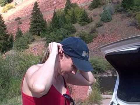 She Loves Fly Fishing – Leave Your Hat On