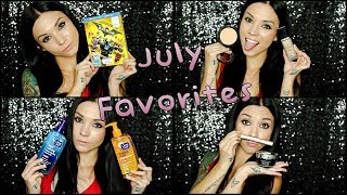 HAPPY AUGUST! Time for another Favorites video! I haven't done one of these for awhile so it was well overdue! Again, sorry for the focus issue but I am working on it! Thanks for being patient!So today I'm showing you a little mix of everything, we have drug store makeup, high end makeup, skin care, and the Lego Batman Movie, DUH!! Hope you guys enjoyed and subscribe before you go! xoxo ↓↓OPEN ME↓↓WATCH IN 1080p HD!❤MY SOCIAL MEDIA!♡Facebook Fanpage: http://www.facebook.com/BreeAnnBarbie1♡Instagram: https://www.instagram.com/breeannbarbie/ Or @breeannbarbie♡My Dog's Instagram: https://www.instagram.com/jackyl_and_avril/ Or @Jackyl_and_Avril♡Snap Chat: littleb893♡Twitter: @BreeAnnB893♡Tumblr: breeannbarbie.tumblr.com♡Ask.fm Forum: (Ask Me Questions!): ask.fm/BreeAnnBarbieBUSINESS E-MAIL ONLY (Please do NOT contact me about piercing questions!): breeann.streng@gmail.com FTC Disclaimer-None of the products, businesses, or companies mentioned or used in this video are sponsoring me or paying me to use them in any way, shape, or form. These are always my own personal & honest opinions. I do include some affiliate links in the description of my videos.-------------------------------------------------------------------------❤CLICK the LINK To Visit My Playlist of Piercing Information, aftercare, etc.https://www.youtube.com/playlist?list=PLdX-EyE5P4Rx-SRR5h7_tSbssuYYX9QN7-----------------------------------------------------------------------------------------❤COUPON CODES!❤Vanity Planet Skin Care System: http://vanityplanet.com/spin-for-perfect-skin-45470% OFF with COUPON CODE: b4bspinFINAL COST: $30.00FREE U.S. SHIPPING!Spin for Perfect Skin Website:http://vanityplanet.com/❤Vanity Planet Ultimate Skin Care Spa System. LINK:http://vpwow.com/breespaCOUPON CODE: BREESPAYou can get this ENTIRE system for $38!❤Vanity Planet Palette Vegan Brush SetCOUPON CODE: MAKEUPBREE for 70% off this makeup brush set! LINK: http://vpwow.com/makeupbree-------------------------------------------------------------------------------------------------------------❤Madam Glam Nail & Cosmetic Products! (One of My Favorites!)LINK: http://madamglam.com/?utm_source=yt-breeCOUPON: 30% off your entire order using coupon code BARBIE30-------------------------------------------------------------------------------------------------------------❤Camera I Use: Canon EOS Rebel t3i 600D❤Editing Program I Use: Windows Movie Maker❤VLOGGING Camera I Use: Sony Cyber-Shot DSC-HX90VDisclaimer: This YouTube Channel & the accounts you see at the top of the description box are the ONLY accounts that I have open for my YouTube fans. I have 1 other Facebook page that is kept to myself and personal friends ONLY. Any other social media sites are fake accounts so please report! Thank you!❤Love you guys,-BreeAnn xoxo