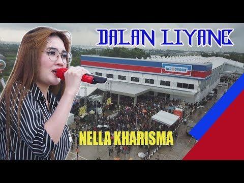 Video DALAN LIYANE - NELLA KHARISMA - OM LAGISTA - LIVE GRAND OPENING INDOGROSIR SOLO download in MP3, 3GP, MP4, WEBM, AVI, FLV January 2017