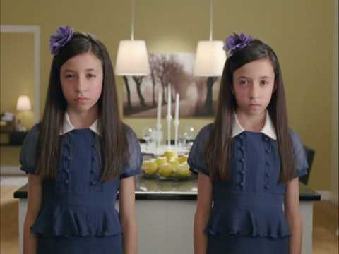 IKEA Commercial (Twins)