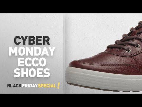Cyber Monday Up To 40% Off ECCO Shoes: ECCO Men's Soft 7 Fashion Sneaker, Whisky/Lion, 43 EU/9-9.5 M