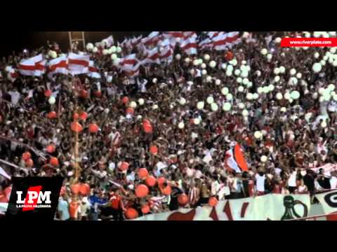 Video - Ahí viene la hinchada... - River vs Boca - Mar del Plata 2014 - Los Borrachos del Tablón - River Plate - Argentina