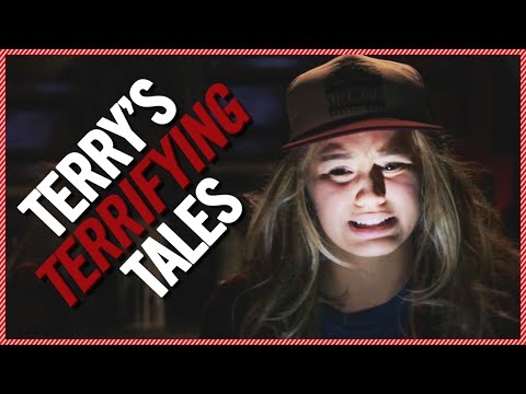 Terry the Tomboy's Halloween Horror Stories (with Lia Marie Johnson)