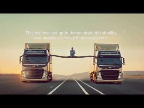 volvo - van damme Volvo Epic split parody, whats more epic than the volvo epic split video? Nothing, but watch this epic stretchy pants epic split video as well. Why? because stretchy pants. Don't...