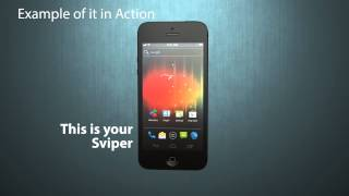 Sviper Virtual Phone BETA YouTube video