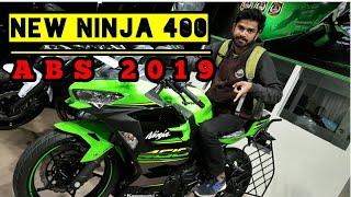 7. GOT New NINJA 400 ABS 2019