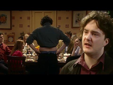 The Blackout | Black Books | Season 1 Episode 4 | Dead Parrot