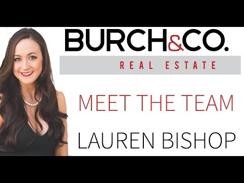 Burch & Co Team: Lauren Bishop