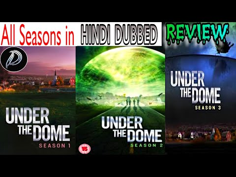 Under the Dome Season 1,2,3 Review in Hindi/Urdu | Under the Dome All Seasons in Hindi Full Review
