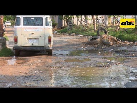 Ambiente insalubre en Tablada Nueva
