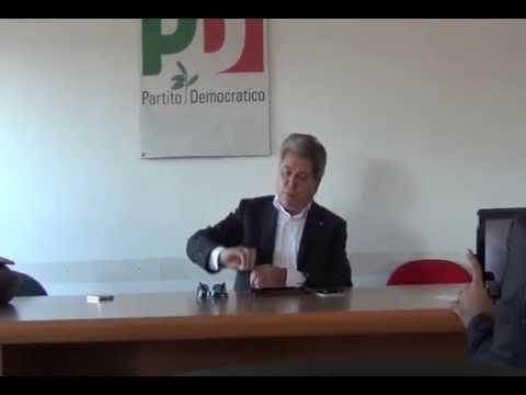 Bruno Marziano su Crocetta