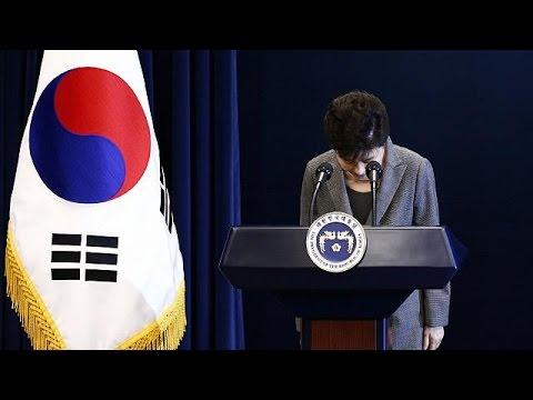 Ν. Κορέα: Το κοινοβούλιο θα αποφασίσει για την παραμονή της προέδρου στην εξουσία