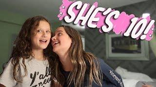 Video She's 10! (WK 400.4) | Bratayley MP3, 3GP, MP4, WEBM, AVI, FLV September 2018
