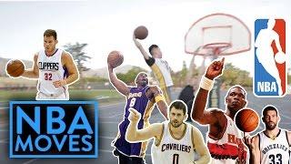 NBA SIGNATURE MOVES 4