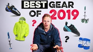Best Gear From 2019: Highlights And Innovation | Climbing Daily Ep.1579 by EpicTV Climbing Daily