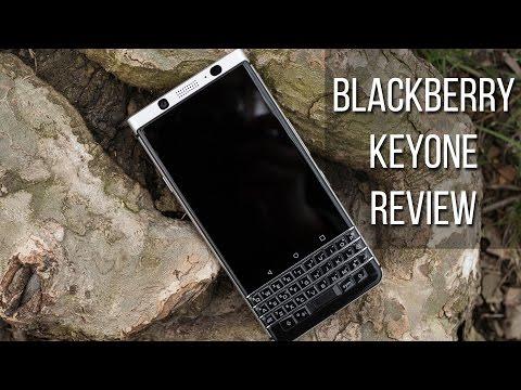BlackBerry KeyOne Video Review
