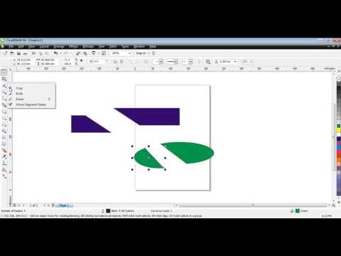 Learn CorelDraw Tutorial In HINDI Tool Bar 1