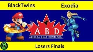 BlackTwins vs Exodia
