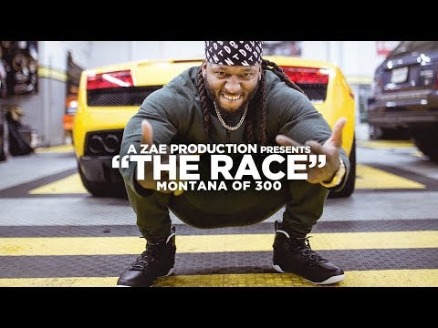 Montana Of 300 – The Race [REMIX]