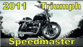 3. 2011 Triumph Speedmaster Test Ride
