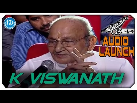 Viswanath shares his experiences with Kamal Hassan & Balachander | Uttama Villain Movie Audio Launch