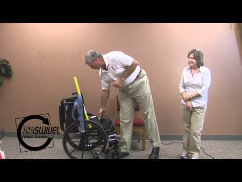 Common Transfer Tools for Moving People with Limited Mobility