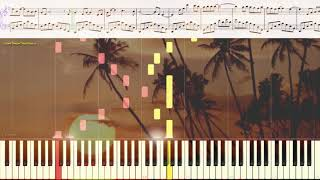 More Than Words - Tom Barabas (Ноты и Видеоурок для фортепиано) (piano cover)