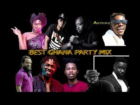 BEST GHANA PARTY MIX by Adutwum dj #ghanamusic #fameye #tekno #ghanapartymix