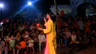 Hát Chèo Hội Đền Thôn Lương Phú, Xã Tây Lương, Huyện Tiền Hải, Tỉnh Thái Bình Hát Về Quê Hương