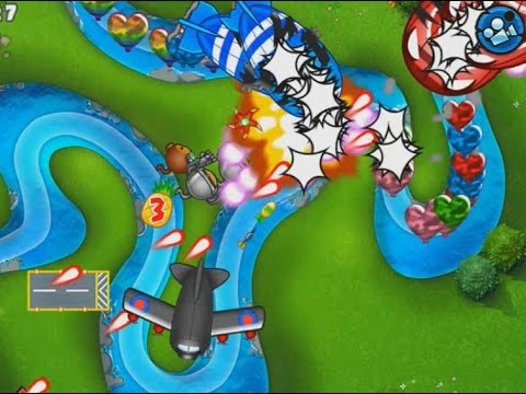 Random - Hey guys! Appreciate Likes :). I play Random Missions on BTD5 Mobile I record my ipad with a Game Capture HD plus an additional connector(30 pin to HDMI). If you're wondering why my screen...