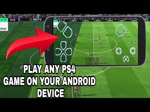 Now Play Any  PS4 Game On Your Android