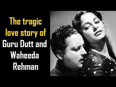 The tragic love story of Guru Dutt and Waheeda Rehman