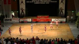 Swinging Rats - Deutsche Meisterschaft 2013