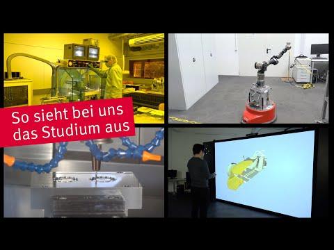 Ein Rundgang in der Fakultät für Maschinenbau und Mechatronik