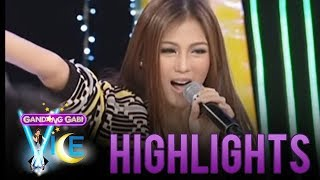 Alex Gonzaga tries to steal GGV from Vice Ganda