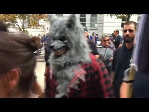 Καναδάς: Πορεία ακροδεξιών κατά των μεταναστών